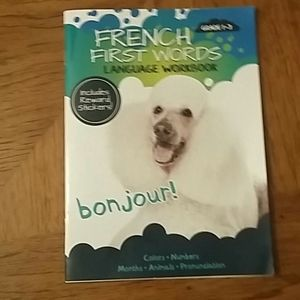 French Work book